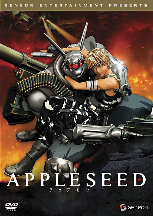 appleseed cover