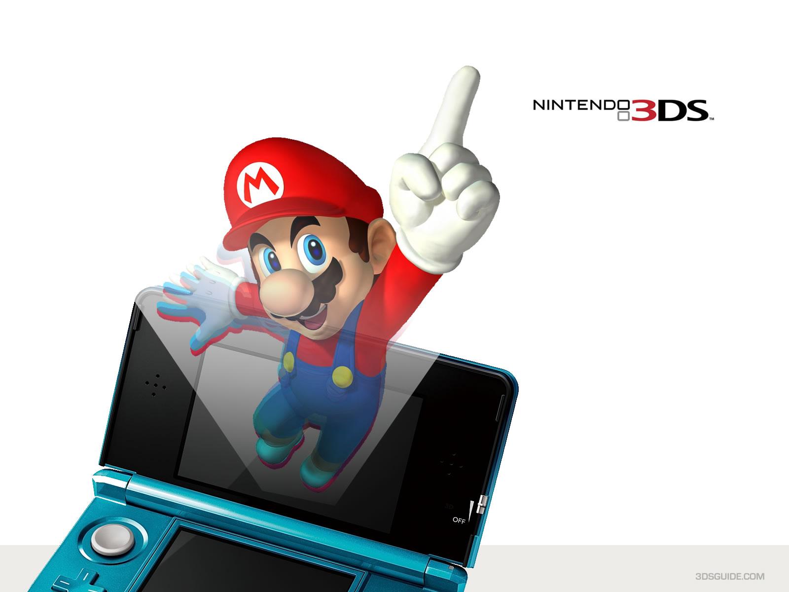 Nintendo 3DS Wallpaper