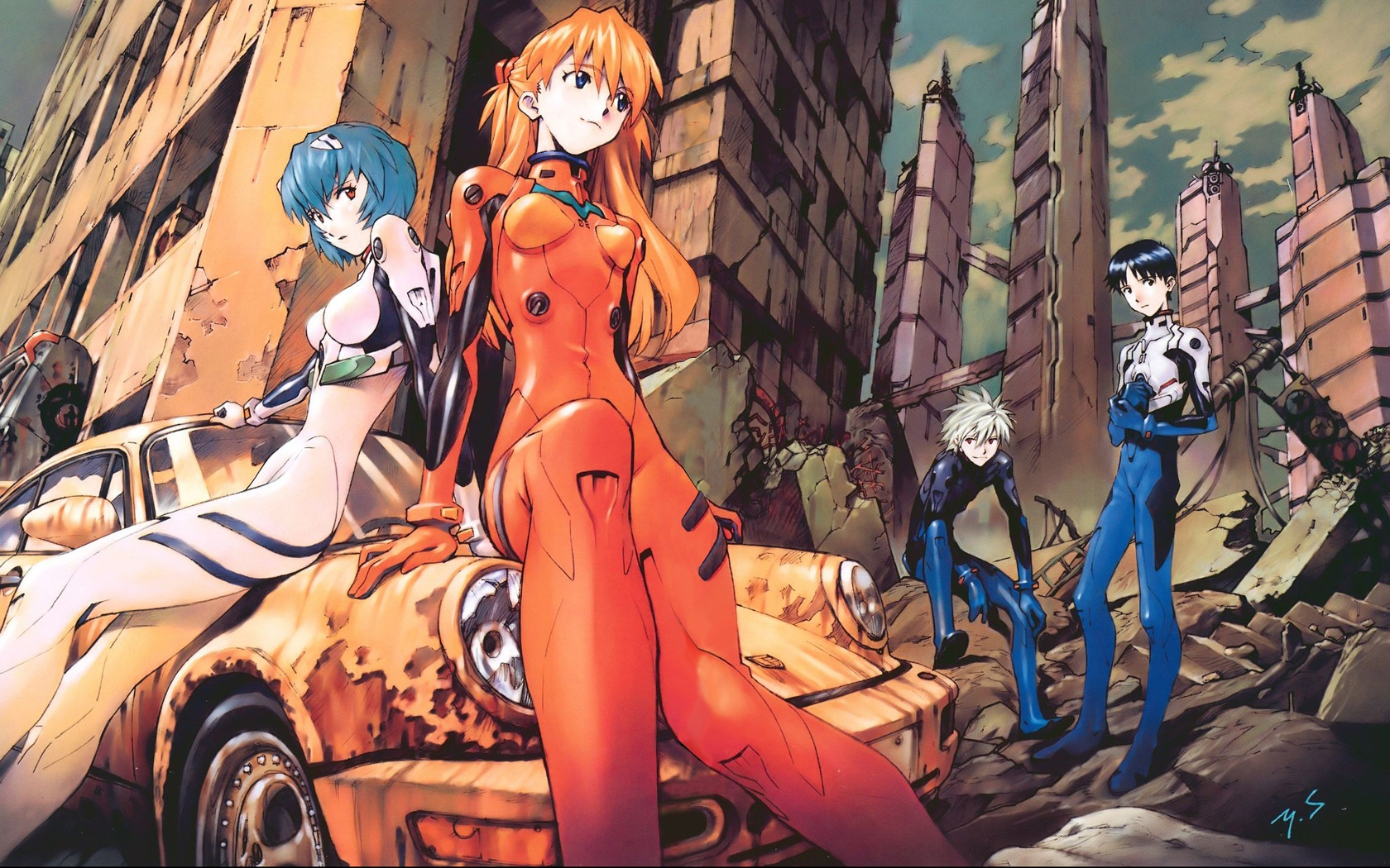 Neon_Genesis_Evangelion_wallpaper