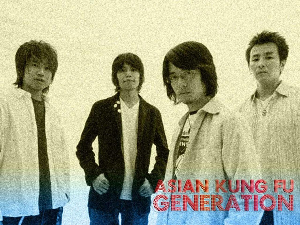 Asian Kungfu Generation 87