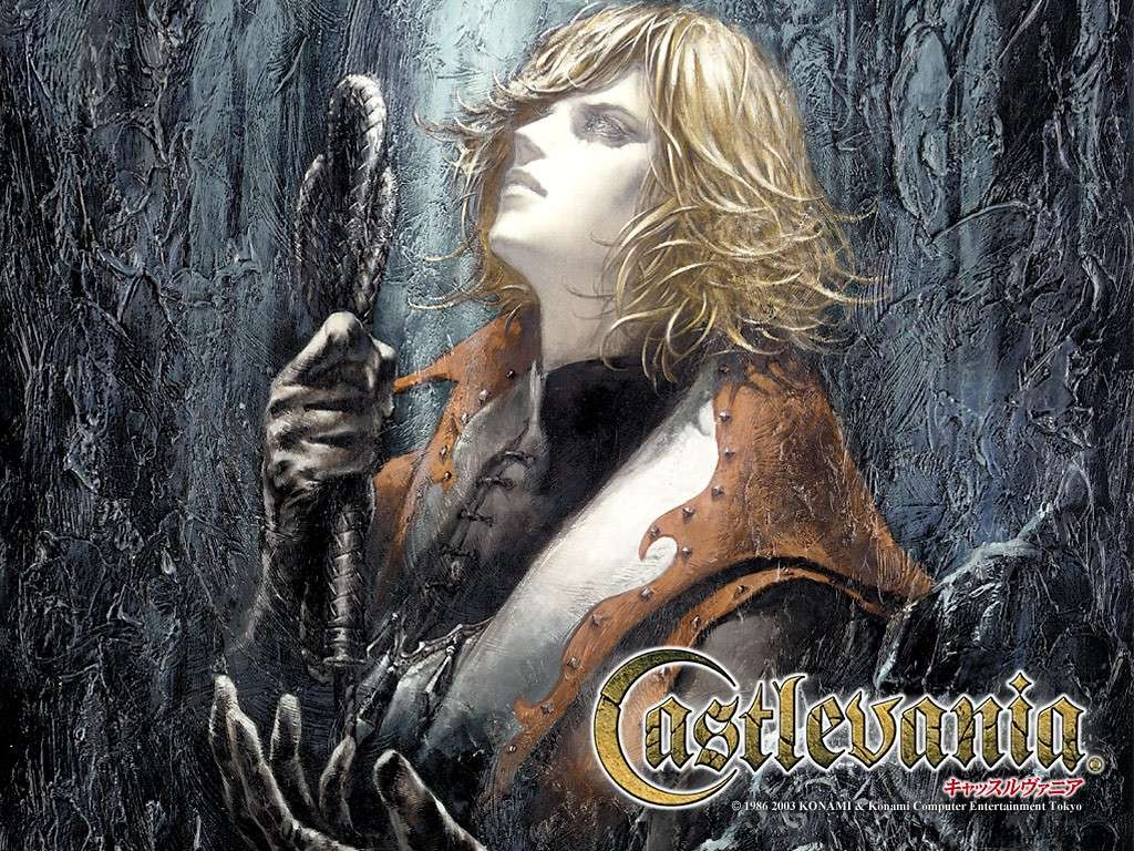 castlevania_wallpaper