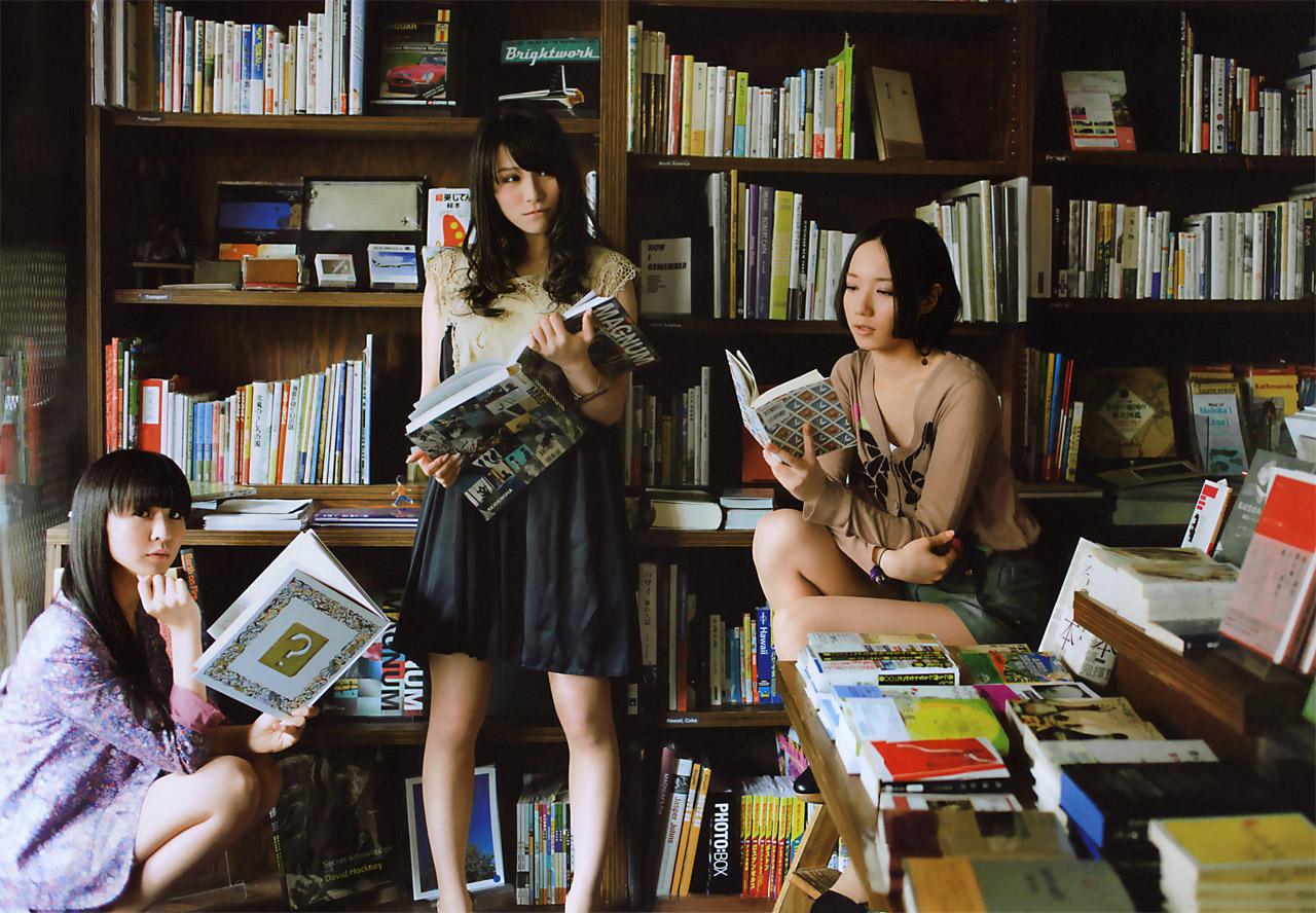 Perfume Readies For Japanese Tour   Japandaman