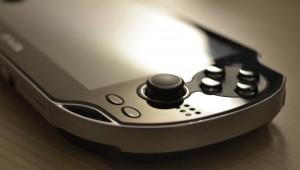 ps vita close up