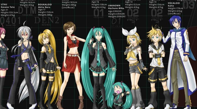 vocaloid wallpaper
