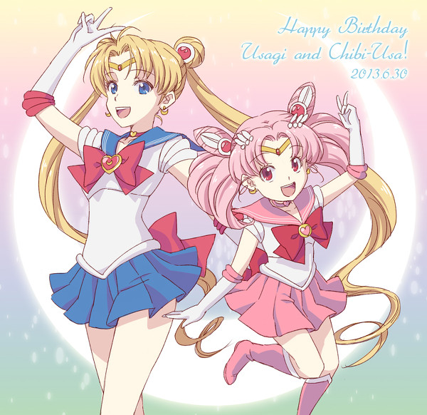 Sailor Moon Birthday 2