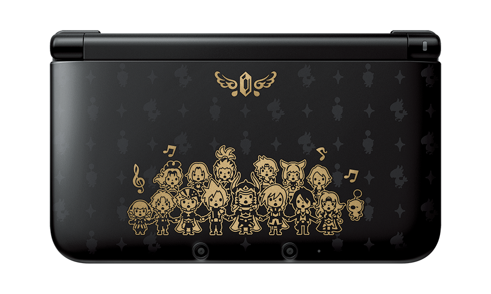 Theatrhythm 3DS