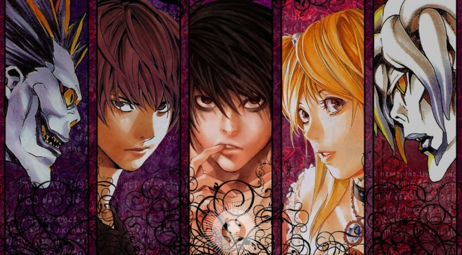 Death Note Author Writes Up New Manga