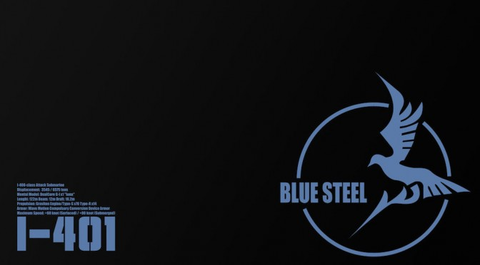 blue steel logo