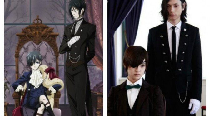 Black Butler live-action