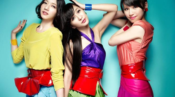 Perfume Show Plans For Third World Tour
