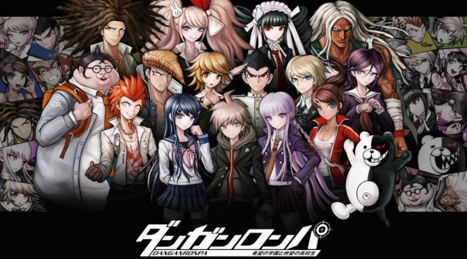 danganronpa wp
