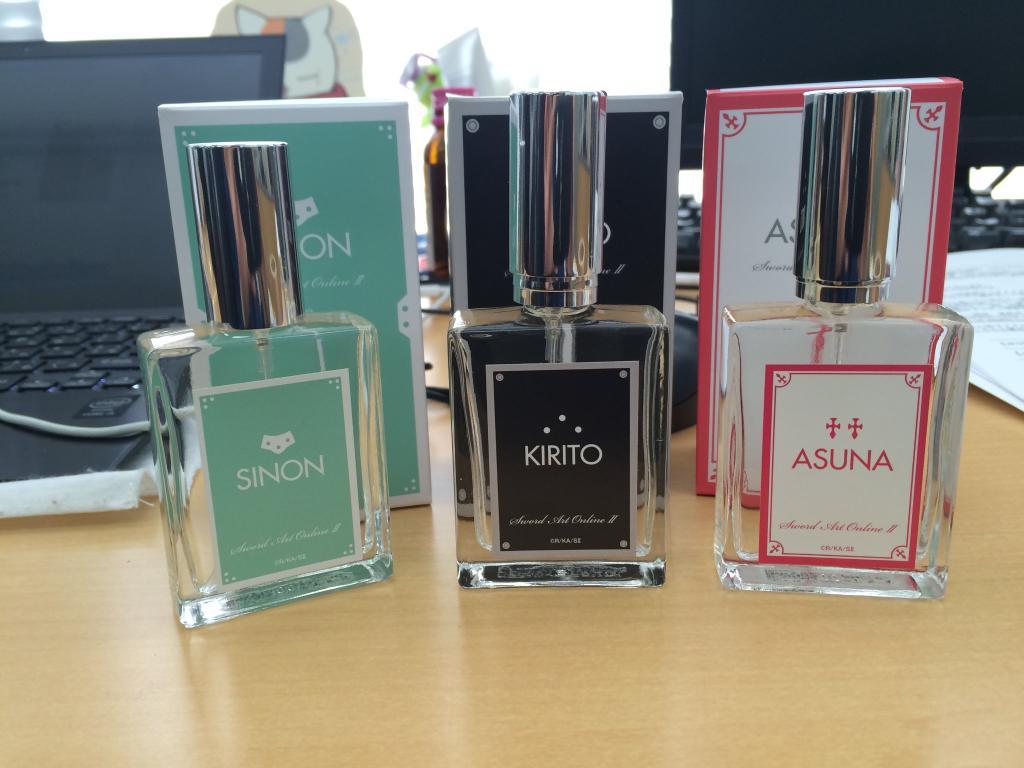SAO II perfume