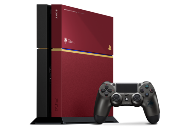 phantom pain ps4